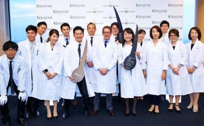 10/28(金)KERASTASE小野竜佑氏による高精度カメラ「この季節の頭皮とヘア診断」ワークショップ