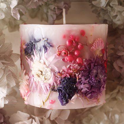 6/30(日)ボタニカルキャンドル&お肌に塗りこめるソイキャンドルWS