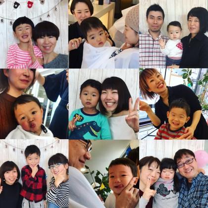 1/15(日) ママの願いを叶える親子カットイベント vol.2